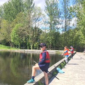 Angling in Oughterard